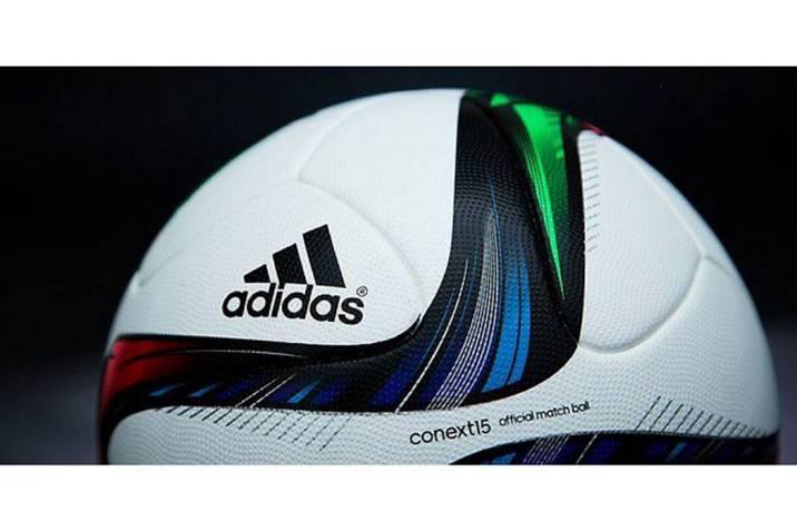 531736e6c8d4f Adidas revela su nuevo balón de fútbol para los torneos del 2015 (Foto   COLPRENSA