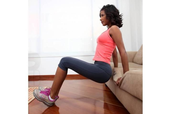 Haga ejercicio con elementos del hogar | Vanguardia.com