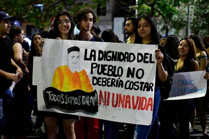 Las dudas que deja el ataque del Esmad a Dilan Cruz | Vanguardia.com