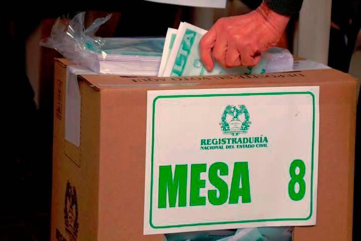 Así se debe votar en las elecciones de mañana para escoger Gobernador,  alcaldes, concejales y diputados | Vanguardia.com