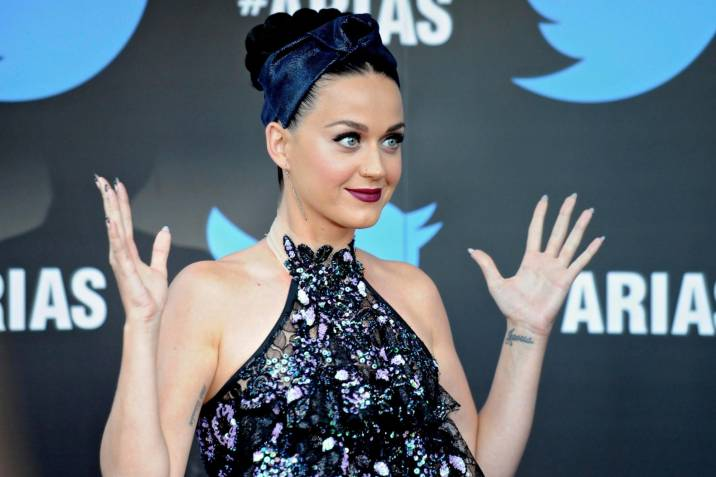 Video: Katy Perry anuncia su primer embarazo en un videoclip (Foto: Archivo)