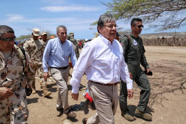 Colombia y EEUU realizarán un ejercicio de entrenamiento militar en el  Caribe | Vanguardia.com