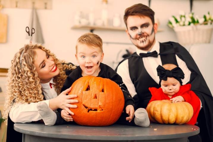 ¡Un Halloween distinto! Alternativas para divertirse