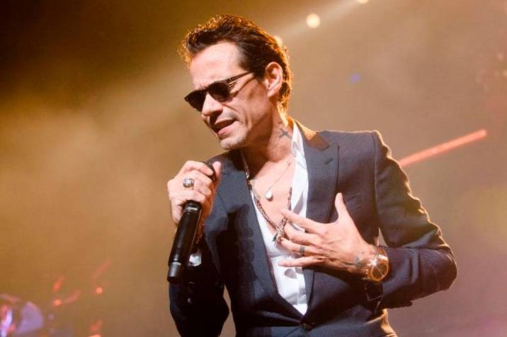 Marc Anthony invita a su primer y único concierto global