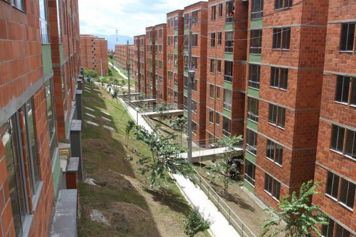 Resultado de imagen para viviendas colombia