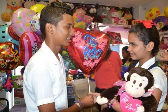 a40941569dbd El comercio de Bucaramanga está listo para Amor y Amistad ...