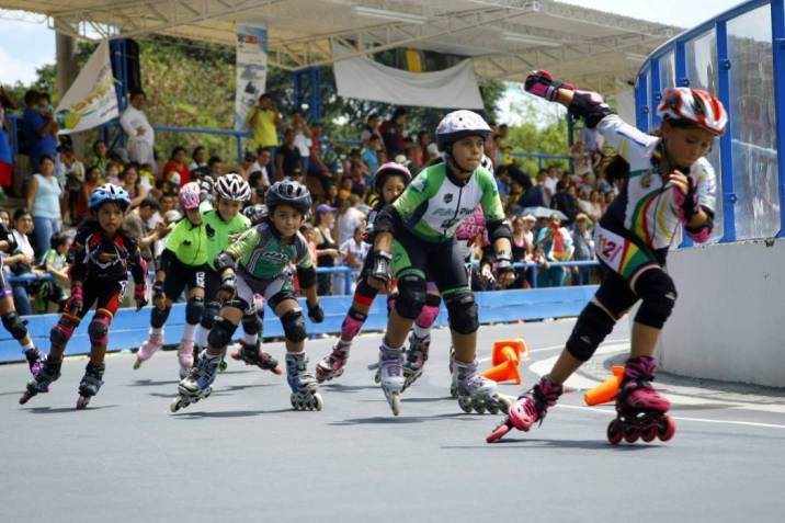 El patinaje en colombia
