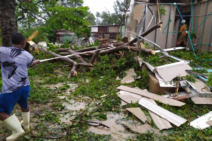 Videos registran el devastador paso del huracán Iota por la isla de San  Andrés | Vanguardia.com