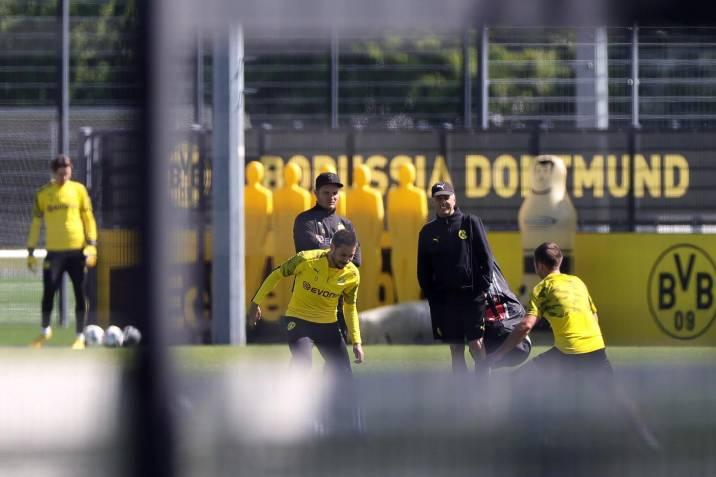 La Bundesliga volverá el 16 de mayo con el derbi Dortmund-Schalke ...