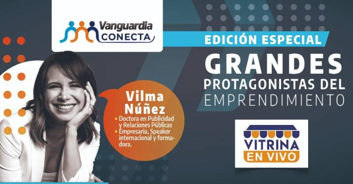 Video: Vilma Núñez en 'Vitrina En Vivo'