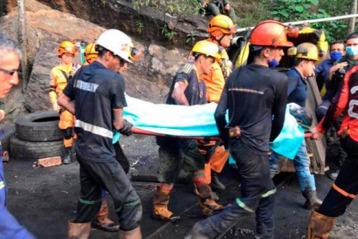 Explosión en mina de carbón deja seis mineros muertos en Norte de Santander  | Vanguardia.com