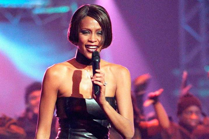 Whitney Houston y Depeche Mode entrarán<br />al Salón de la Fama del Rock &amp; Roll