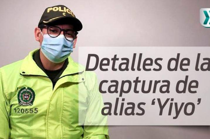 Video: Detalles de la captura de Cecilio Vera alias 'Yiyo'