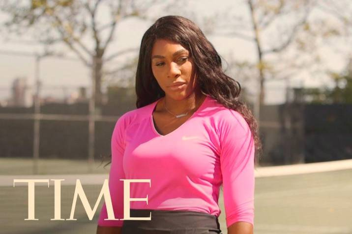 "Serena Williams es una de las mujeres destacadas en el documental ""Times First"". Foto: Tomada de la web del Amercan Film Showcase / VANGUARDIA"