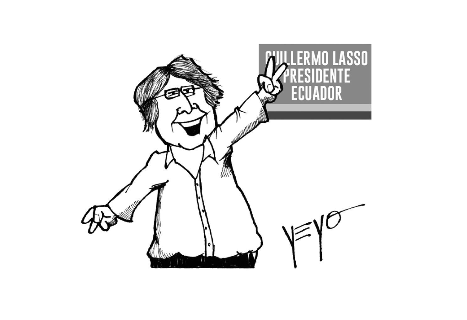 Mejor con 'Lasso' que con 'Correa'
