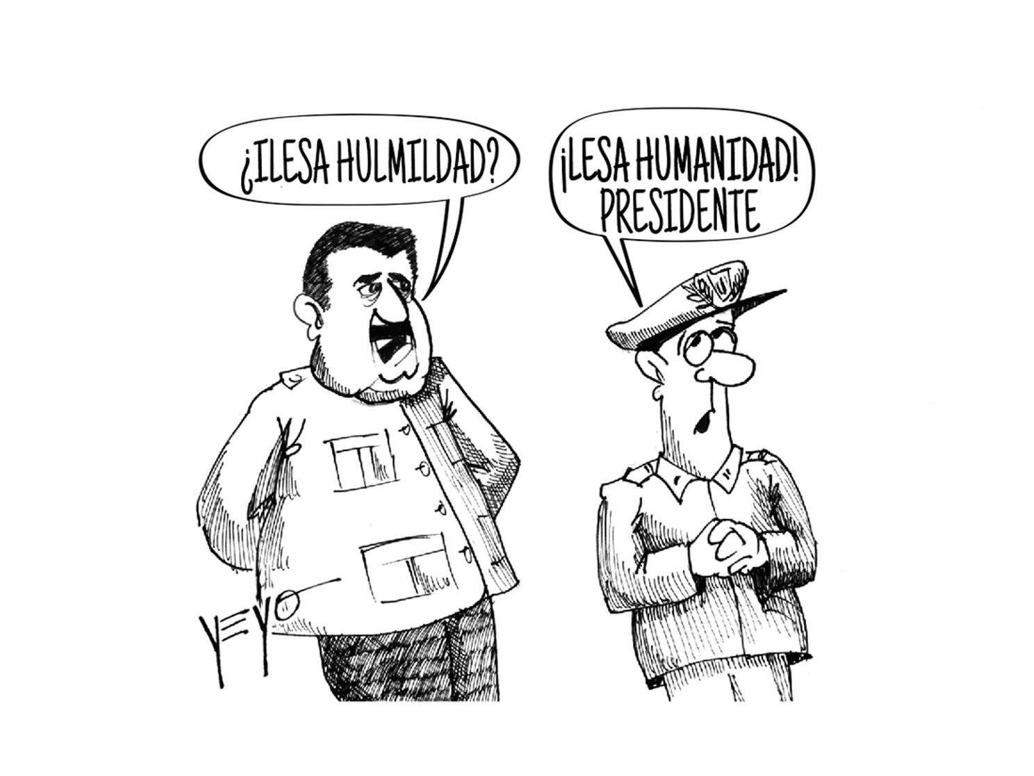 ONU acusa al régimen