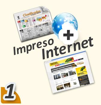 Publique en el impreso de Vanguardia Liberal, y opcionalmente en la página web de Clasificados de Vanguardia Liberal