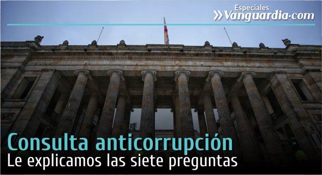 Consulta anticorrupción: Las siete preguntas, explicadas