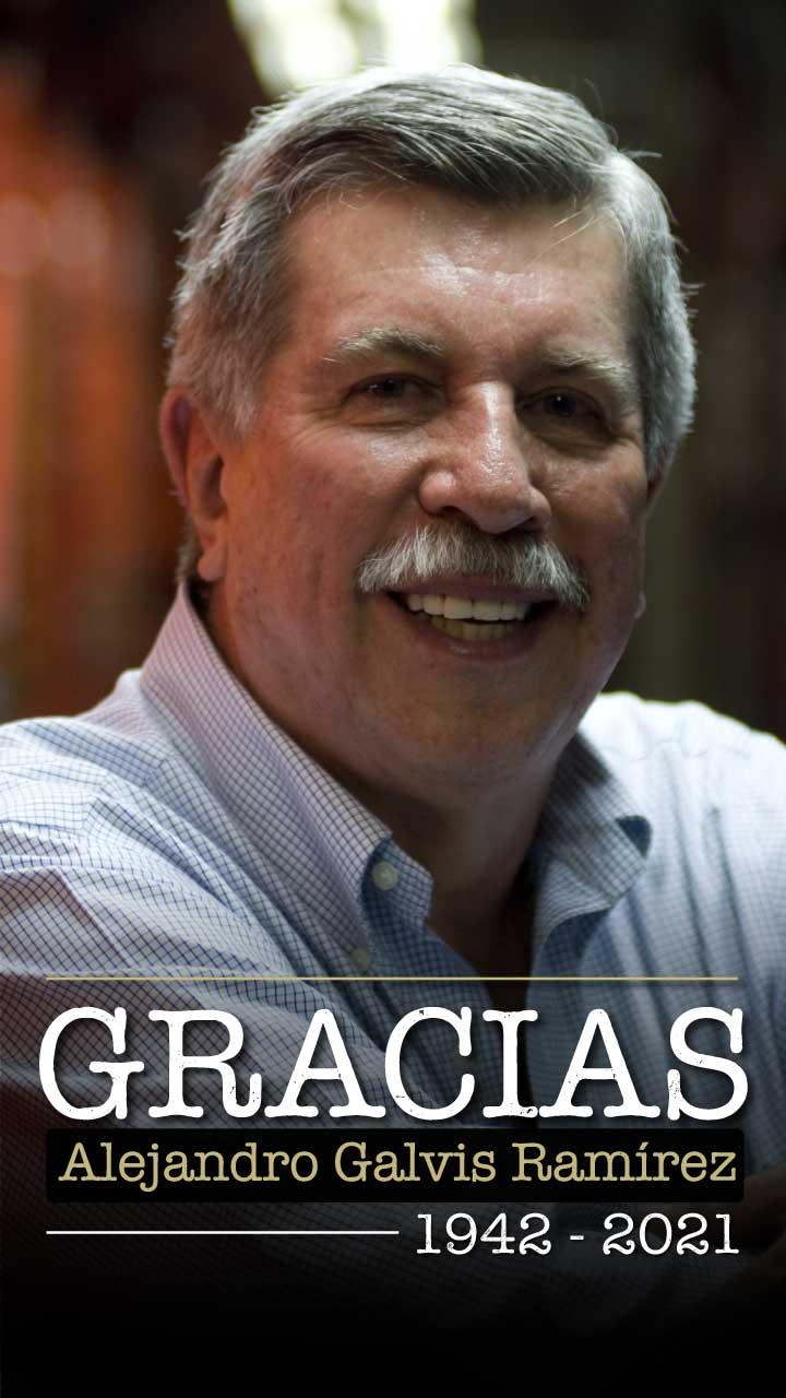 Alejandro Galvis Ramírez - Vanguardia - Especial - Gracias