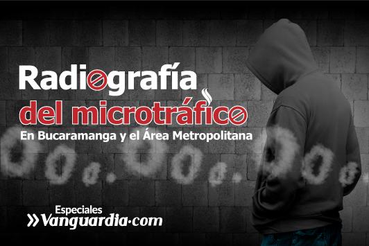 Radiografía del microtráfico en Bucaramanga y el área metropolitana