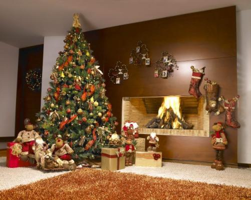 A decorar en navidad noticias de santander colombia y - Navidad decoracion casas ...