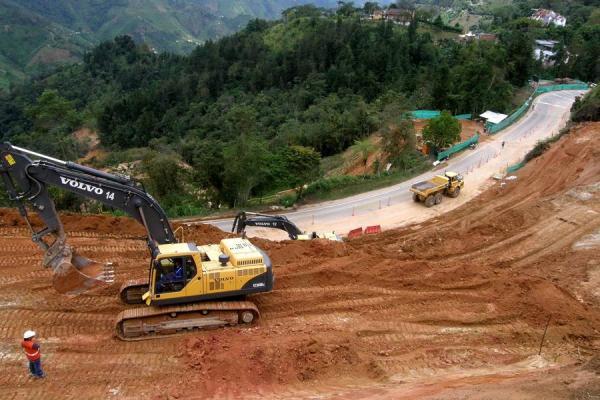 IVA en insumos o servicios en contratos firmados con el Estado para construir vías