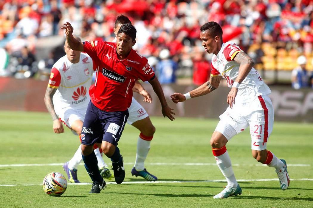 Todos jugaron para Atlético Nacional en la Liga Águila