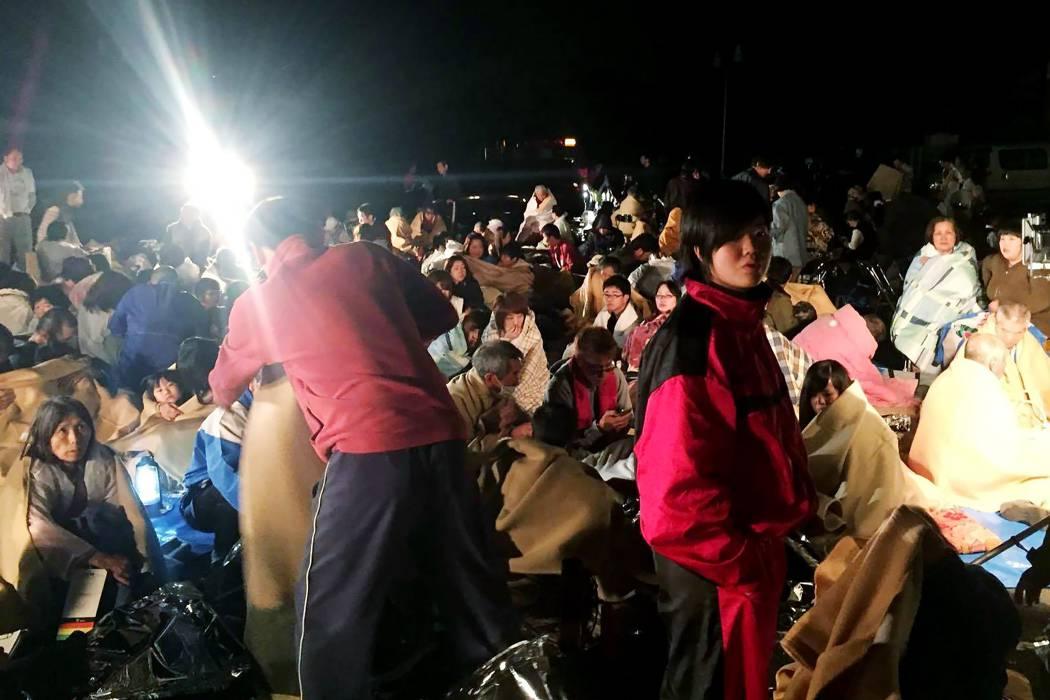 Un terremoto en Japón dejó nueve muertos y cientos de heridos