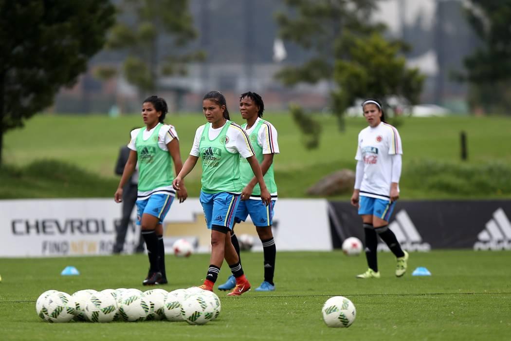 La selección Colombia femenina piensa en la Copa