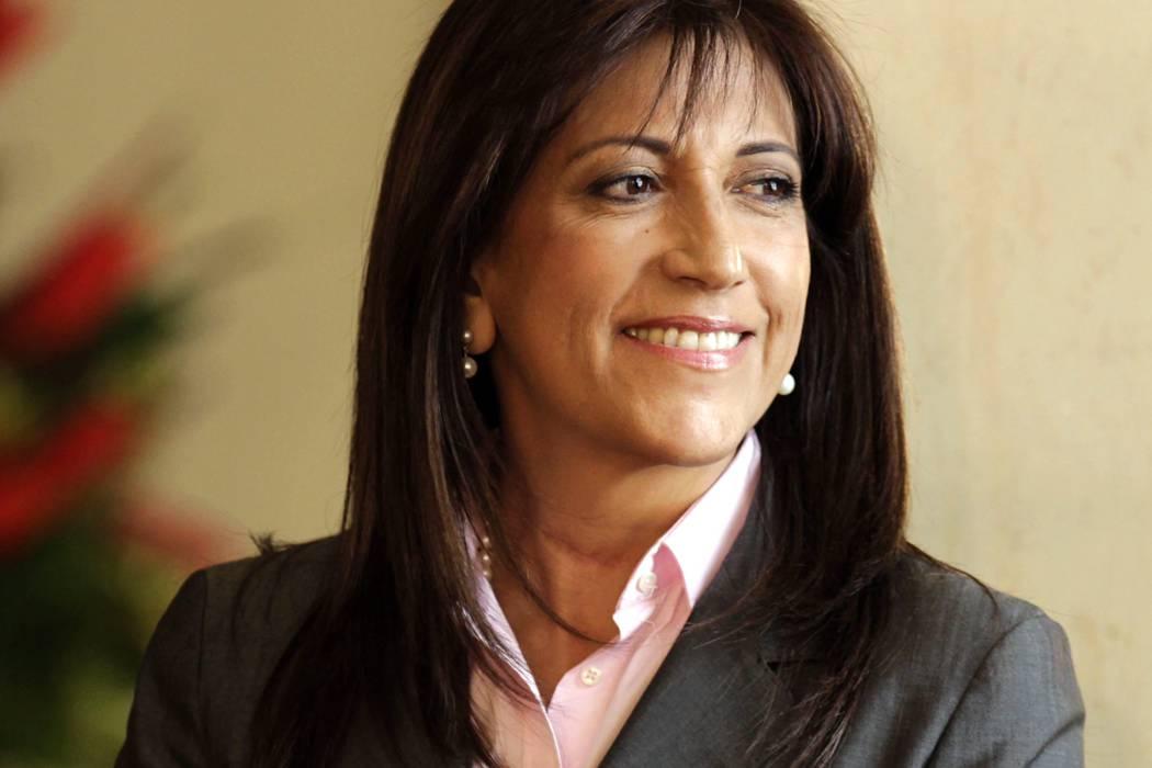 Designaron a Martha Lucía Zamora como secretaria Ejecutiva (e) de la JEP