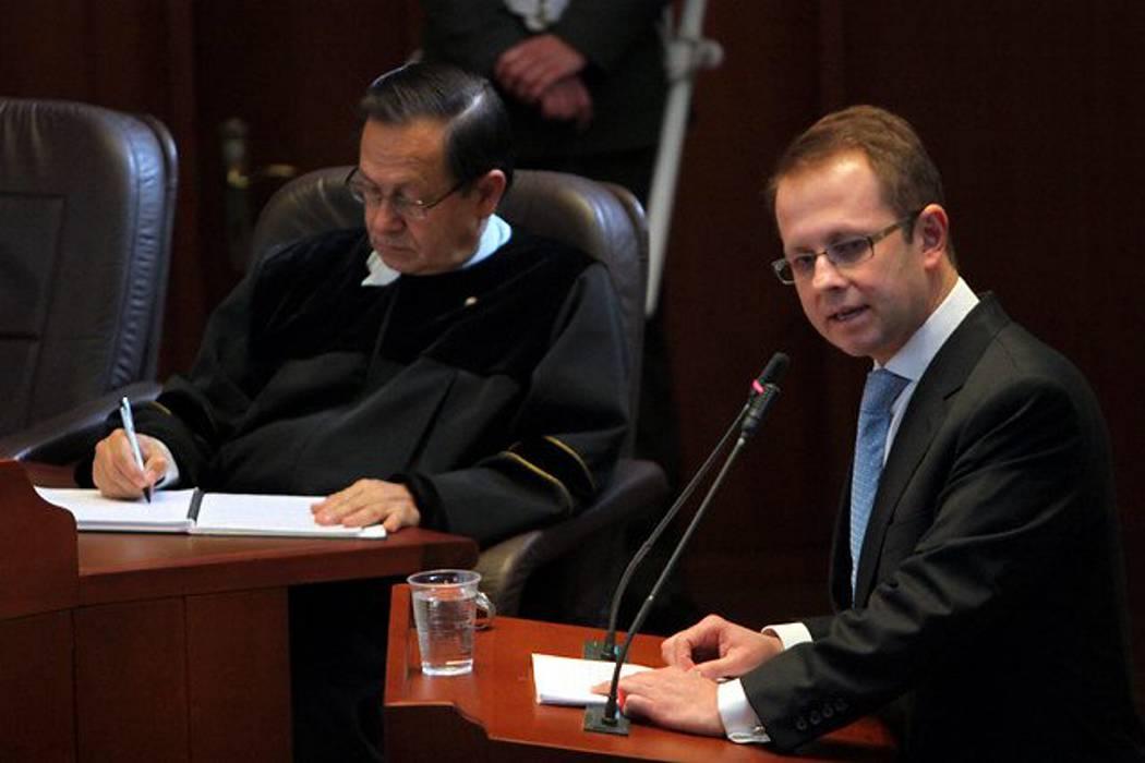Exministro Andrés Felipe Arias criticó la adhesión de Viviane Morales a Iván Duque