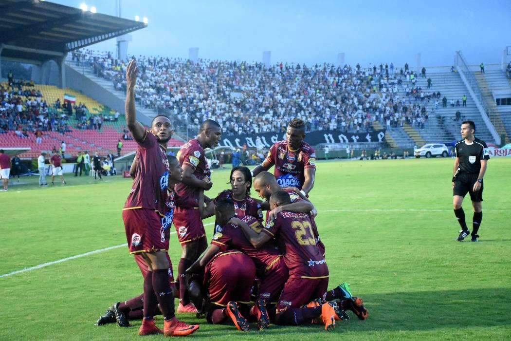 Atlético Nacional y Deportes Tolima se citan en la final