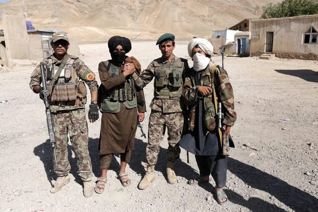 Tregua talibán fue empañada por un atentado del EI en Afganistán