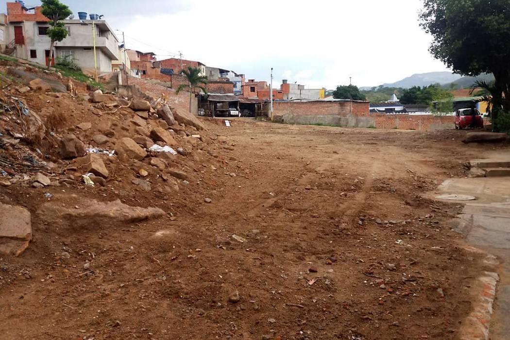 Concluyó demolición de piscinas en Arenales
