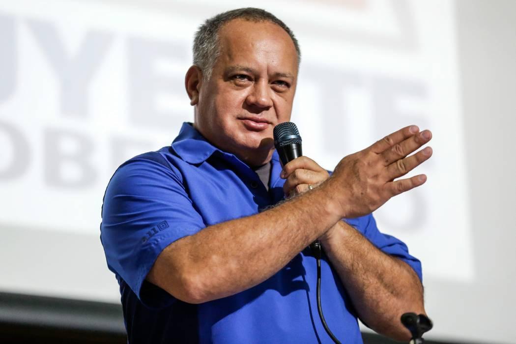 Diosdado Cabello criticó