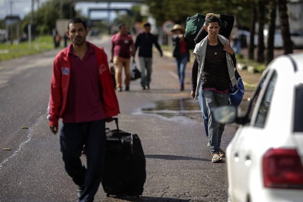 Gobierno colombiano plantea declarar emergencia en la frontera con Venezuela