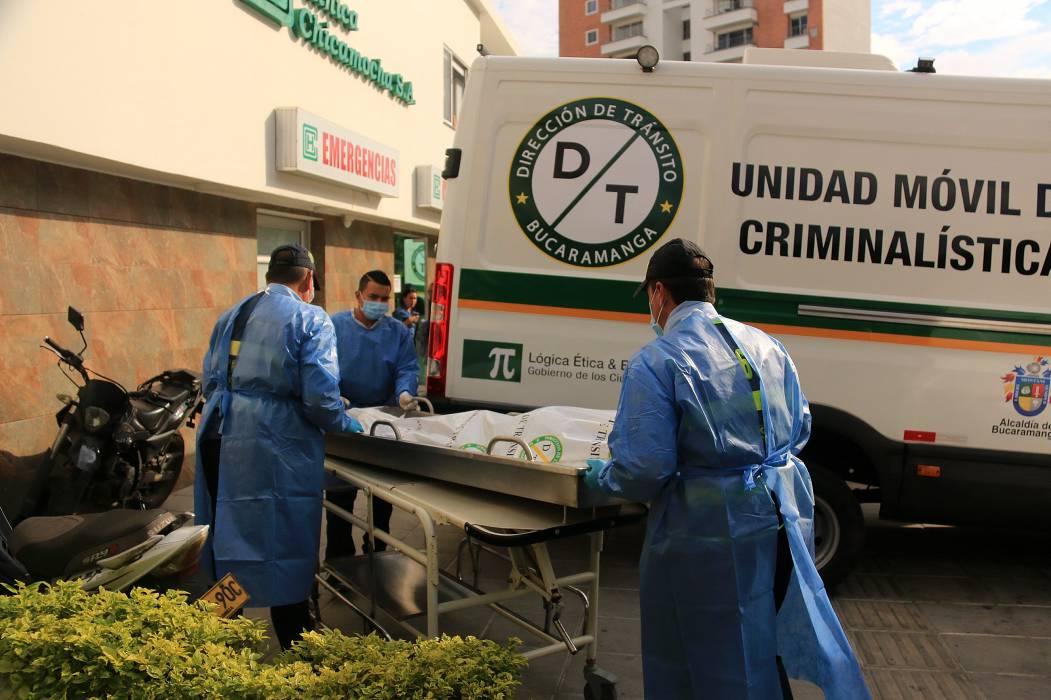 Murió ciclista que se había accidentado el pasado 9 de septiembre en Bucaramanga