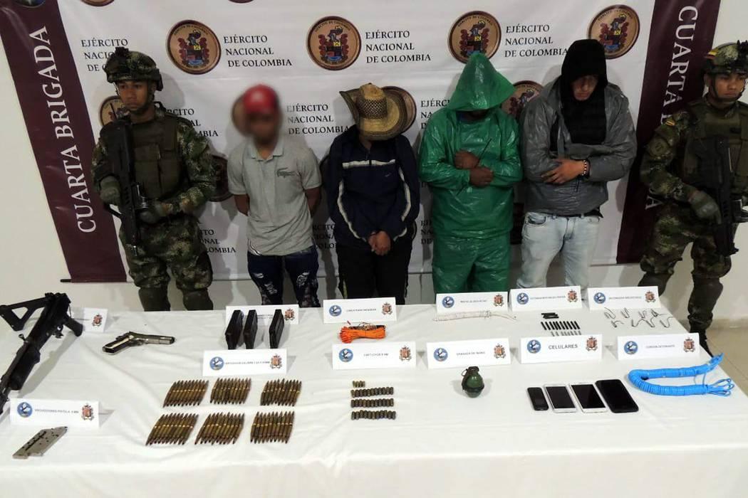 'Garbanzo', el presunto responsable de muerte de geólogos, no aceptó cargos
