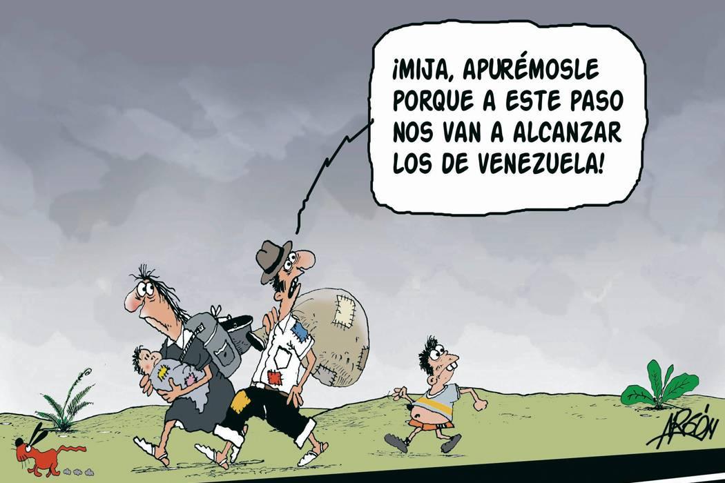 Desplazamiento en Colombia