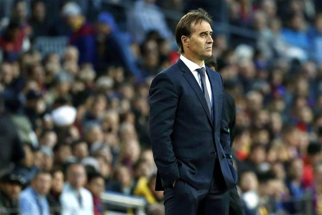 Lopetegui ya no es entrenador del Real Madrid