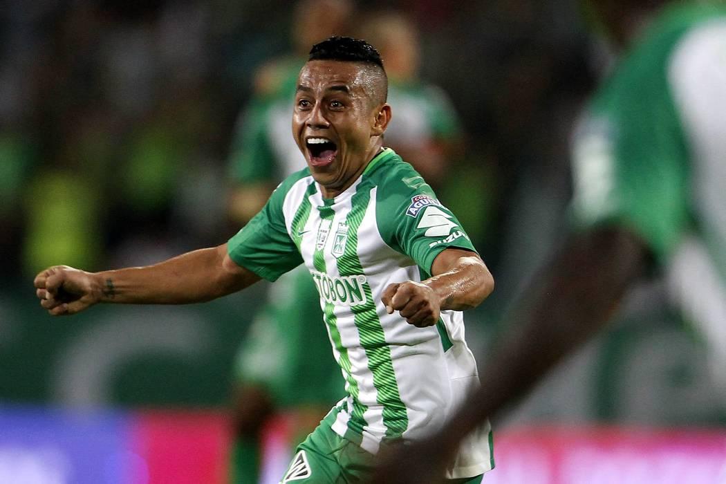 Nacional derrotó 2-1 a Once Caldas y ganó cupo a la Libertadores del 2019