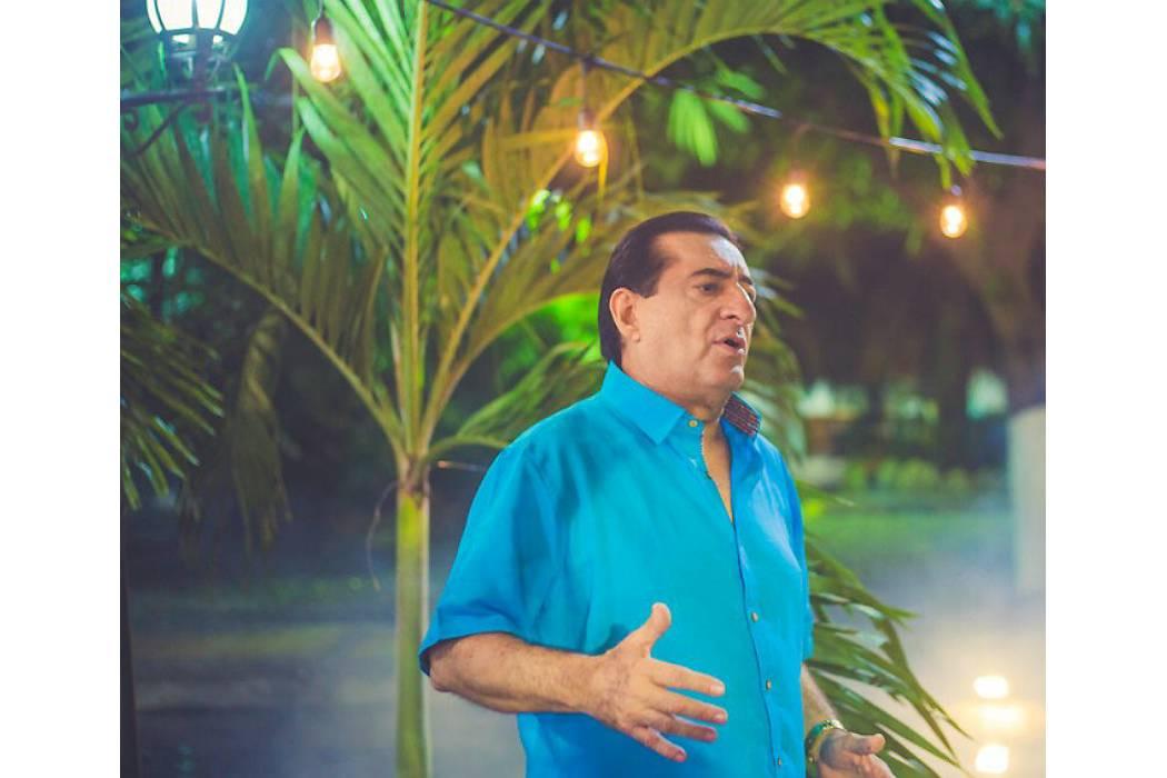 """""""Ese vallenato de hoy no tiene poesía,  es pura brincadera"""": Jorge Oñate"""