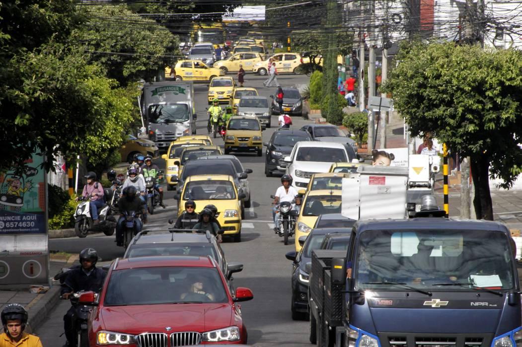 Se levanta Pico y Placa por Año Nuevo en Bucaramanga