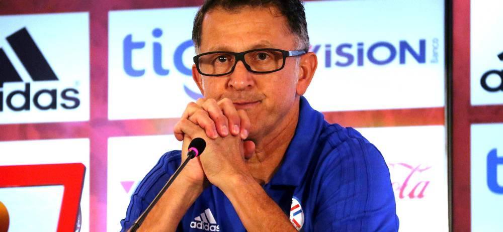 El técnico colombiano Juan Carlos Osorio, actual seleccionador de Paraguay, espera llegar lo más lejos posible en la Copa América de Brasil en 2019 y empezar el camino hacia Catar 2022.