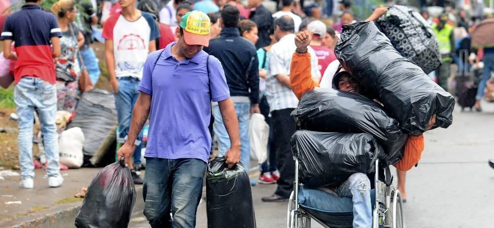 Durante dos días representantes de varios países visitarán las zonas más afectadas por los migrantes venezolanos.
