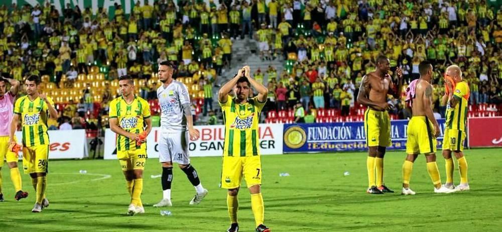 Gracias por tantas emociones Atlético Bucaramanga