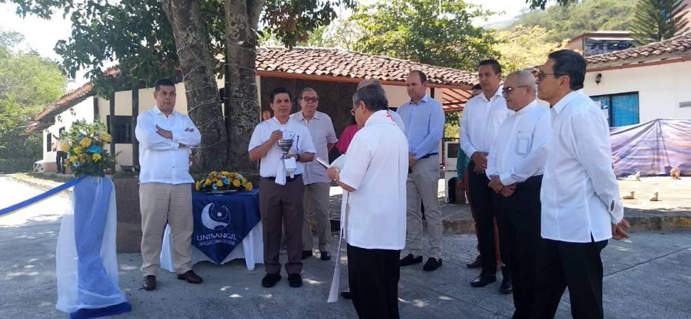 Juan Camilo Montoya Bozzi, nuevo rector de la Universidad Autónoma de Bucaramanga y presidente de la Junta Directiva de Unisangil, participó en el último Consejo Directivo de 2018, antes de iniciar labores en su cargo.
