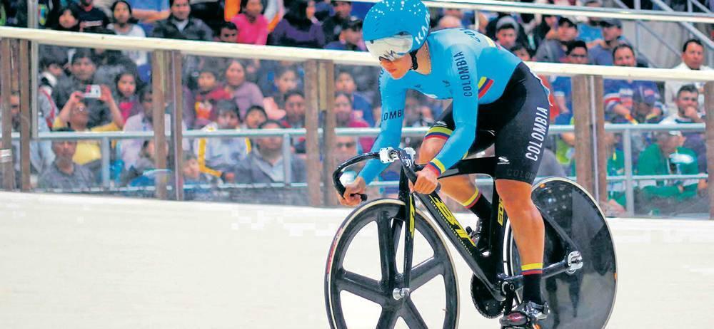 Deportista Del Año: Martha Bayona Pineda