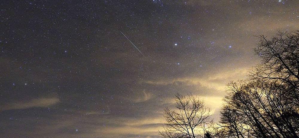 Desde hoy se podrá observar la mejor lluvia de estrellas del año