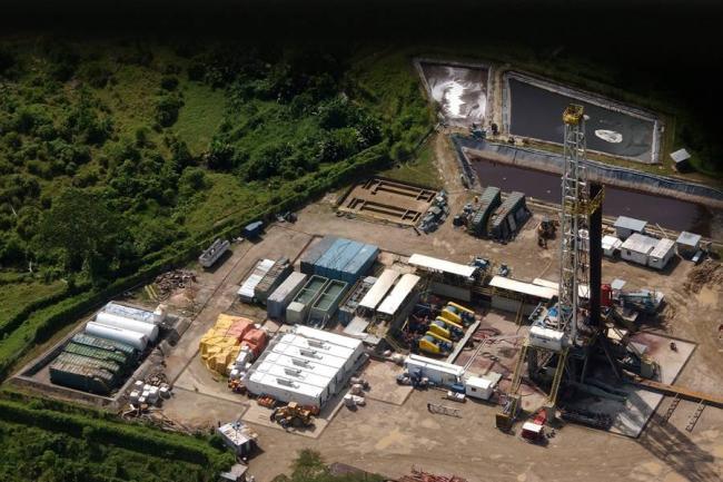 Resultado de imagen para campo petrolero provincia en sabana de torres